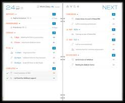 Crm Task Management Daily Routine Plan Follow Up Tasks Meracrm
