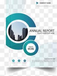 report cover green circle green circles business handbook png and vector