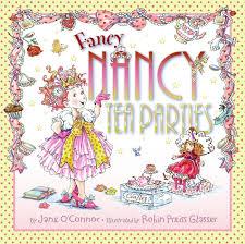 throw a fancy nancy tea party