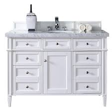 60 bathroom vanity with top. 60 Inch Bathroom Vanity No Top Magnificent On With James Martin Signature Vanities Brittany 48 In W Single