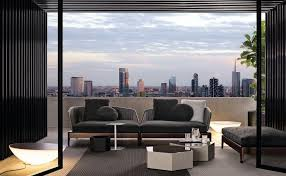 italian outdoor furniture brands. Italian Furniture Brands - Minotti New Project For Outdoor A