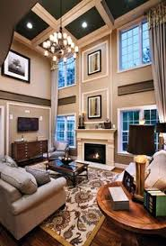 Remodell your home decor diy with Fabulous Ellegant two story living room  decorating ideas and make ...