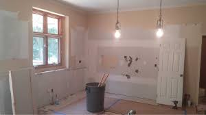 kitchen remodeling during construction by silent rivers of des moines cabinets and appliances have been