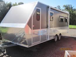 Bike Camper Trailer Enclosed Camper Trailer Bike Boat