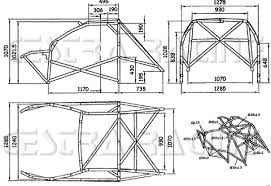 roll cage side impact pictures and nascar door bar design vs x attached images