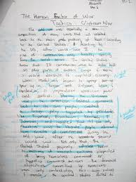 digication e portfolio benjamin weber teaching portfolio  please view an example of a student essay draft below students then incorporate teacher comments into a typed final draft