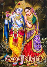 Radha and Krishna Good Night Picture HD ...