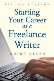 amazon com starting your career as a lance writer  amazon com starting your career as a lance writer 9781581157604 moira