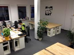 dual office desk. Ikea Hackers Workspaceput In Dual Officeworkroom With Enough Office Desk H