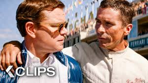 The film stars matt damon and christian bale, with jon bernthal, caitriona balfe, tracy letts. Ford V Ferrari All Clips Trailers 2019 Youtube