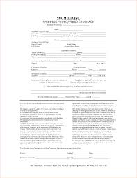 Wedding Contract 24 Wedding Contract Template Timeline Template 17