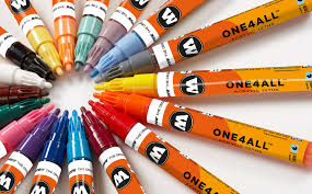 Molotow One4all Color Chart Molotow Marker Refills