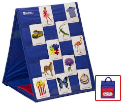 Double Sided Tabletop Pocket Chart Product Info
