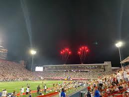 Lsu Stadium Seating Chart Visitor Section Arizona Stadium Arizona Wildcats Stadium Journey