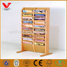 Newspaper Display Stands Custom Magazine Rack Display Stands Supplierfloor Newspaper Display Stand
