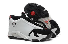 jordan shoes for girls 2014 black and white. girls air jordan 14 retro gs black toe white black-varsity- red sale shoes for 2014 and