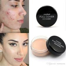 popfeel face concealer cream face cover blemish hide dark spot eye lip contour makeup liquid foundation maquiagem foundation degree future foundation from