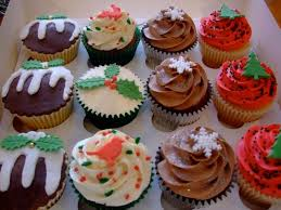 Cupcakes Easy Cupcake Decorating For Christmas Your Cup Of Cake