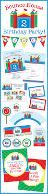 best ideas about bounce house parties house bounce house theme party invitations water labels party printables and more