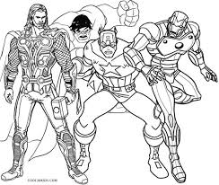 Iron man coloring page captain america coloring page hulk coloring page thor coloring page hawkeye coloring page black widow hellokids.com fantastic collection of super heroes coloring pages has lots of coloring pages for you to enjoy. Thor With Hulk Captain America And Ironman Coloring Pages Letscolorit Com Avengers Coloring Superhero Coloring Pages Superhero Coloring