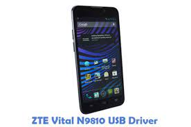 Download ZTE Vital N9810 USB Driver ...
