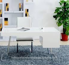 white modern office desk. Functional White Modern Office Desk/study Desk/computer Desk