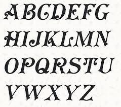 full 9039 AlphabetKoster2inchStencil 1