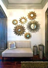 gold sunburst wall decor metal starburst tripar small art gold sunburst wall decor metal starburst tripar small art
