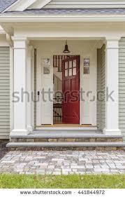 Wood Door Open Stock Images Royalty Free Images Vectors