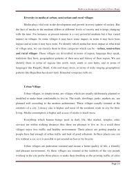 city life essay conclusion best life  essay village life vs city odonata thesis
