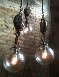 wench hooks pendants by omega lighting design upcycledzine