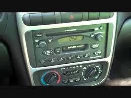 saturn l series car radio removal 2000 20004 youtube 2001 saturn l series stereo wiring diagram at 02 Saturn L200 Speaker Wiring Diagram