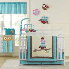 full size of ideas enchanting owl nursery decor owl crib bedding white solid wood baby