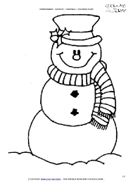 Small Picture Scarf And Winter Hat Coloring Page Christmas Coloring Coloring Pages