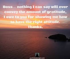 Thank You Quotes For Boss Magnificent Boss's Day Quotes Sayings And Thank You Notes