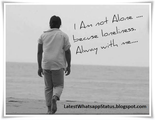 alone status for boys