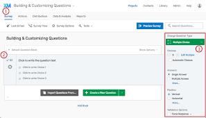 Surveys Formats Formatting Questions Qualtrics Support