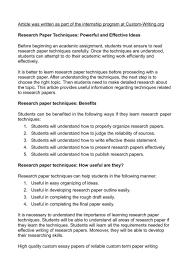 How To Make Research Paper Citation Write Outline Pdf Do Review
