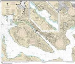 Southeast Alaska Nautical Charts Chart 17315