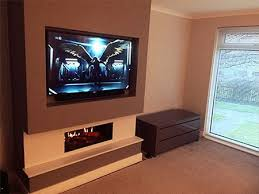 tv wall mounting in east kilbride with