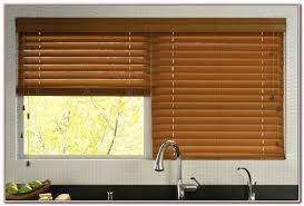better homes and gardens 2 inch faux wood window blinds oak