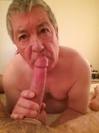 Older gay men sucking cock