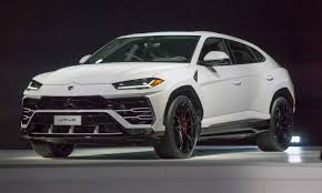 lamborghini car 2018. a lamborghini sport-utility vehicle? car 2018