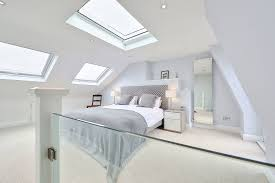 L Shaped Bedroom Modern Bedroom Photos L Shaped Loft Conversion Wimbledon