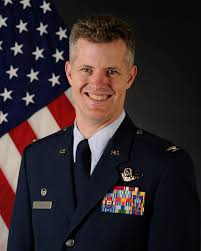 Shepperd sexual assault colonel air force