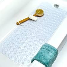 non slip bathtub appliques bathtub slip stickers nice non skid bathtub mats ideas the best bathroom