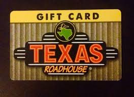 texas roadhouse gift card 25 1 of 1 see more
