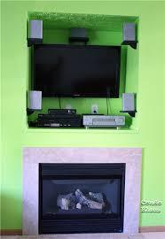barnwood speaker shelves