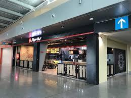 Senai International Airport Johor Bahru Malaysia Pizza Hut Is