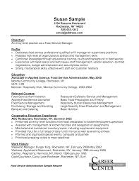 Special Events Manager Resume Resume For Study